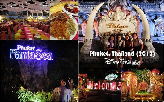 4D3N Day 2 - Phuket Fantasea