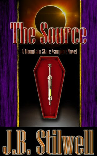 The Source (The Mountain State Vampire Series) by J.B. Stilwell