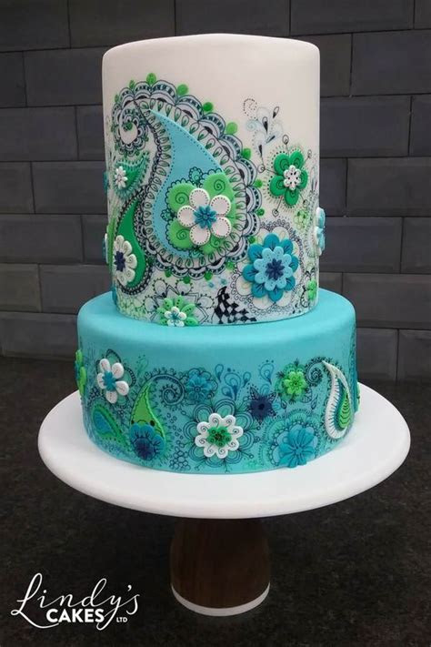 Stacked celebration and party cakes to inspire you by