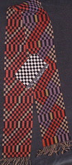 painted woven fabric1