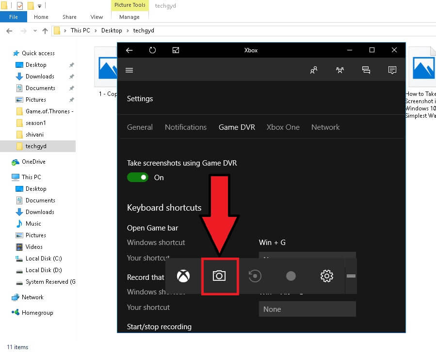 How To Take A Screenshot On Windows 10 : 5 Simplest Ways ...