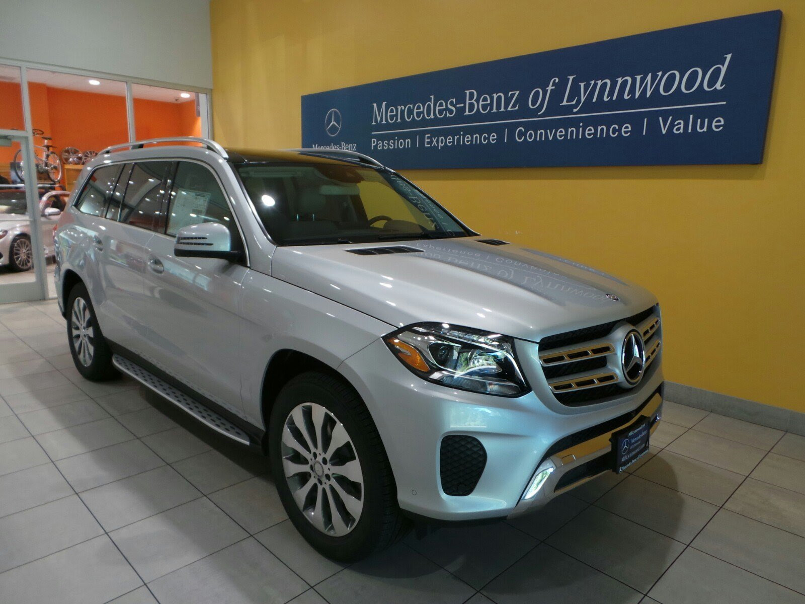 New 2017 Mercedes-Benz GLS GLS450 4MATIC® SUV in Lynnwood ...