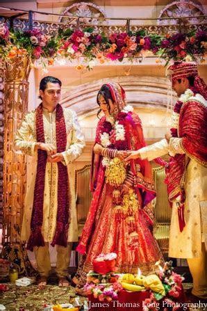 Vineyard Indian Wedding by James Thomas Long Photography