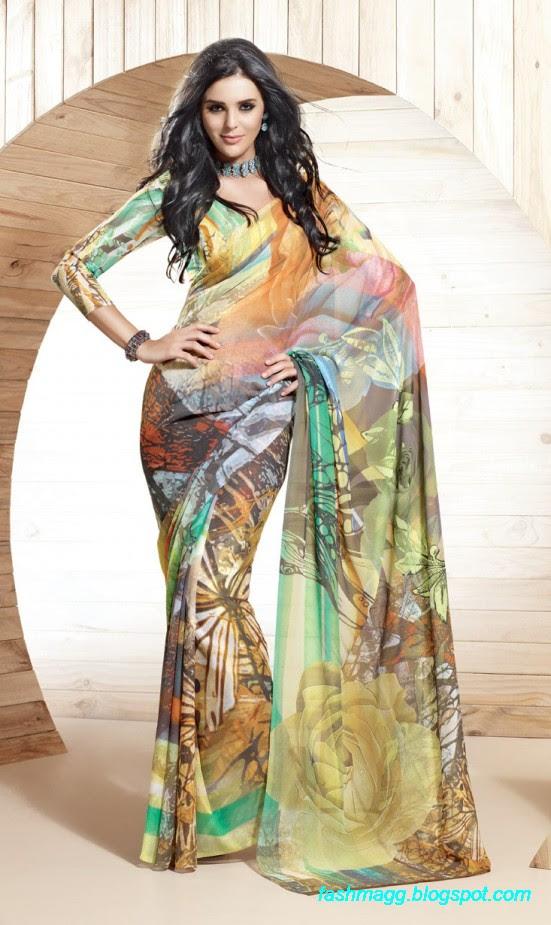 Printed-Saree-Indian-Pakistani-Beautiful-New-Fashionable-Sari-Collection-2013-5