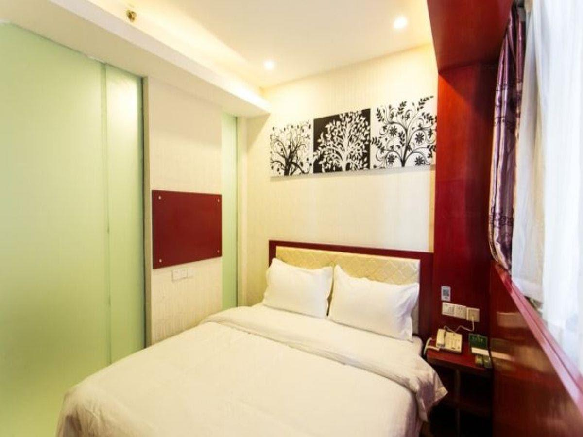 Green Tree Alliance Jiangsu Suzhou Shilu Shantang Street Subway Station Hotel Discount
