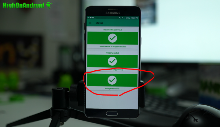 How to Use Magisk to HIDE Root for Snapchat, Android Pay ...