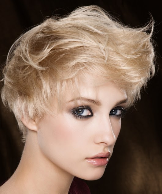 Short Messy Hairstyles for Women 2015 | Short Hairstyles 2016