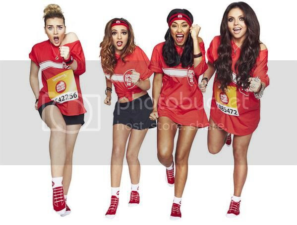 New Music: Little Mix debut new charity single 'Word Up!'...
