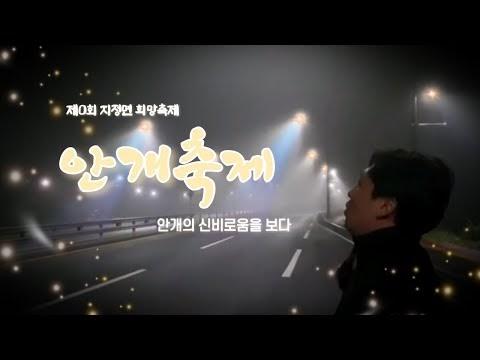 [현장취재24]환상의 안개빛 원주시 안개축제