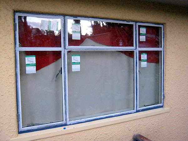 How To Retrofit Double Glazing On Steel Windows