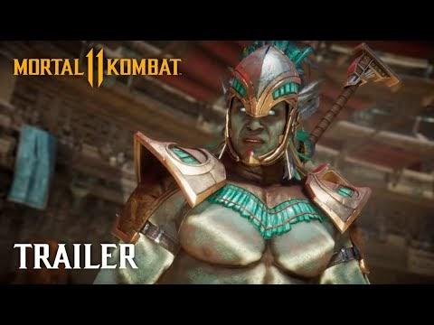 Стало известно о двух новых персонажах в Mortal Kombat 11