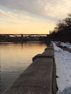 Harlem River and Bridges