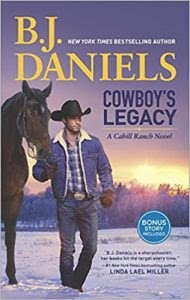 A Cowboy's Legacy by B.J Daniels - TLC Book Tour