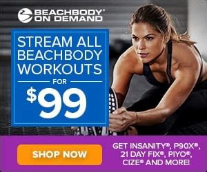 beachbody  demand risk  trial offer   days