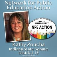 Kathy Zoucha for Indiana State Senate, District 15