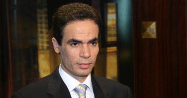 الكاتب السياسى أحمد المسلمانى