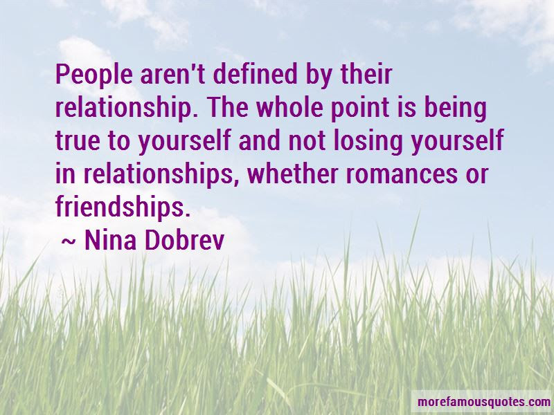 Quotes About Not Losing Yourself In A Relationship Top 2 Not Losing