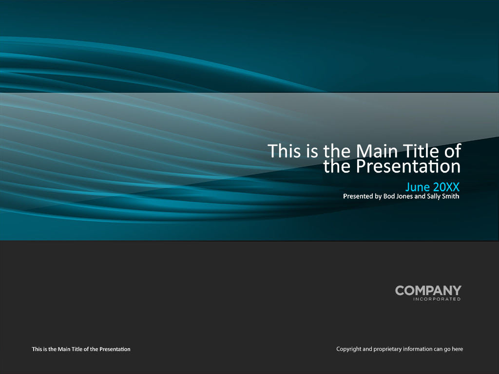 Presentation Templates – Norebbo
