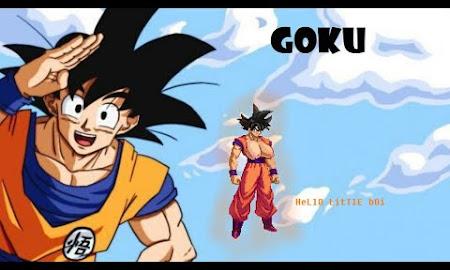 Son Goku - Wolf_Stak
