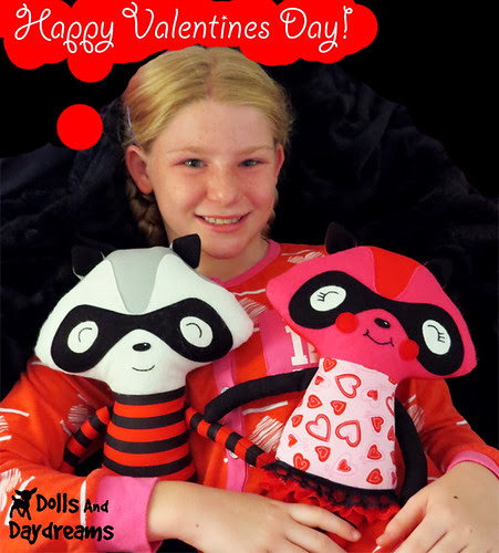 Valentines Day dolls