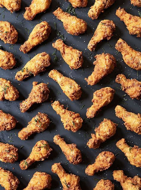 Fried Chicken Wallpaper