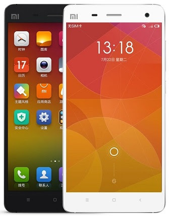 Xiaomi Mi4 - Best Android Phones under 15000 Rs