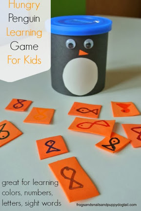 Hungry Penguin Learning Game For Kids from FSPDT