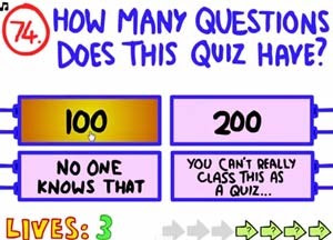 The Impossible Quiz Answers | TheImpossibleQuiz.org