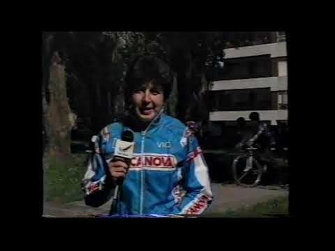 Vídeo reportaje del Club Ciclista Vigués Pescanova (temporada 1995)