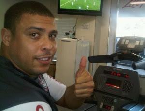 Twitter Claro Ronaldo/Divulgação