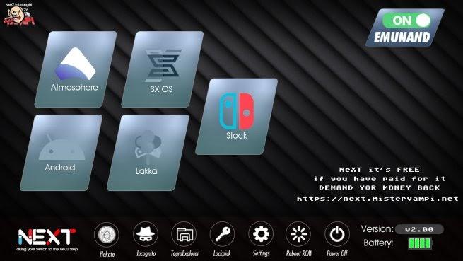 NeXT 2.03 Released