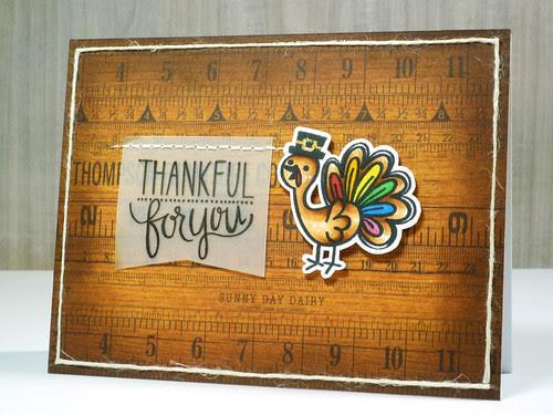 N&T: Thankful Turkey