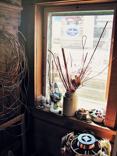 garden studio April 2013 by Stephanie Distler
