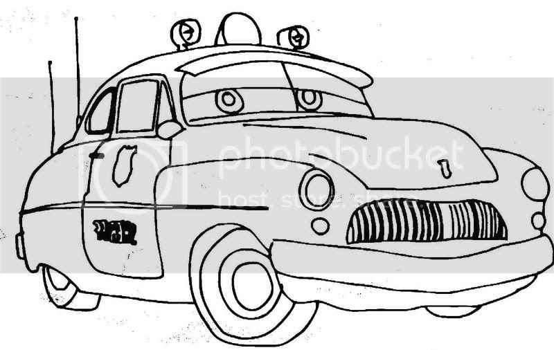 Mater Cars 2 Colouring Pages Coloring In Cars Coloring Pages From