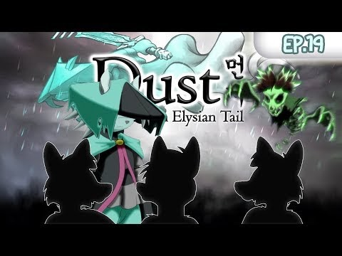 Between 2 Foxes - Furry Games: Dust an Elysian Tail - Ash Coyote - EP 19