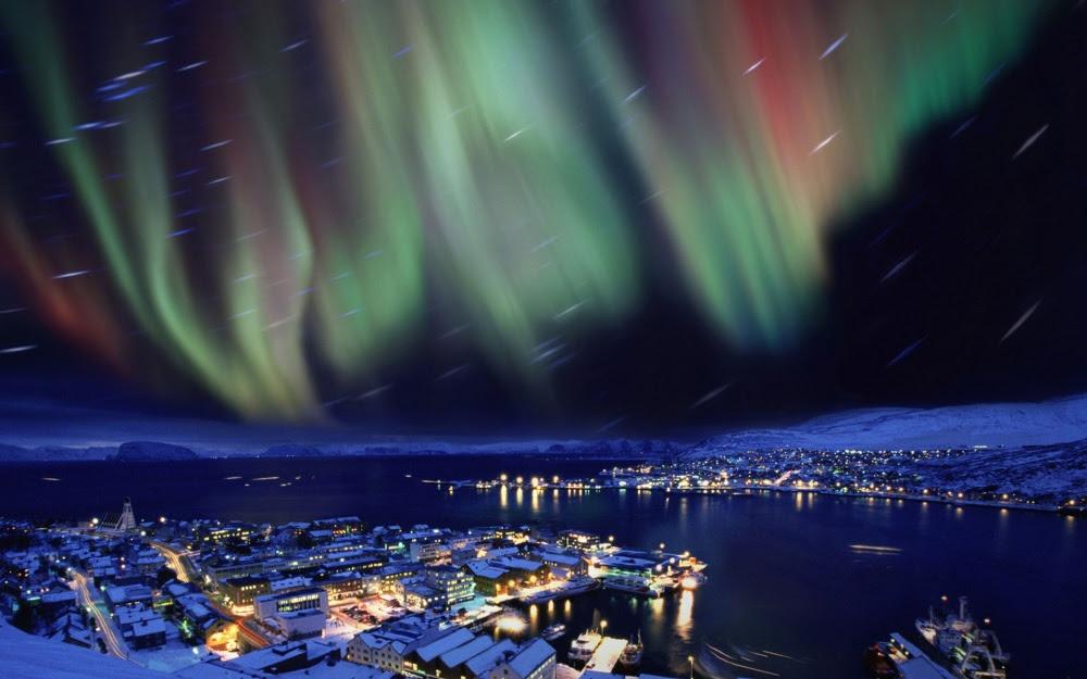 Хочу в Норвегию!