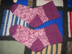 Crochet Socks