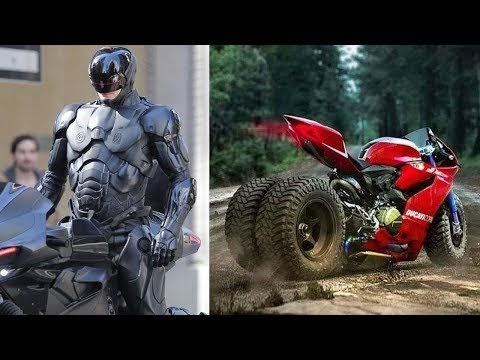 Coolest Motorbikes