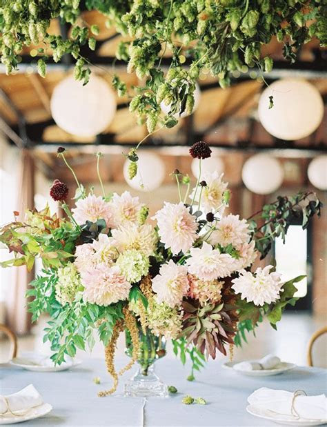 17 Best images about Hukins Hops for Wedding Decorations