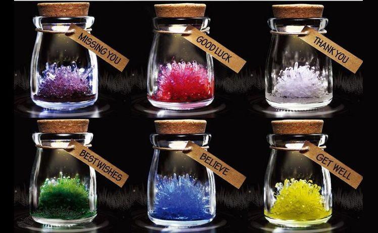 14. Набор для выращивания кристаллов — 633 руб. магазины, товары