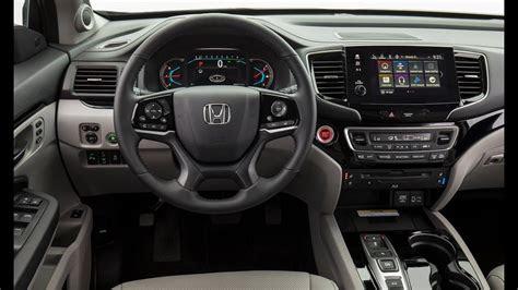 honda pilot interior honda cars review release