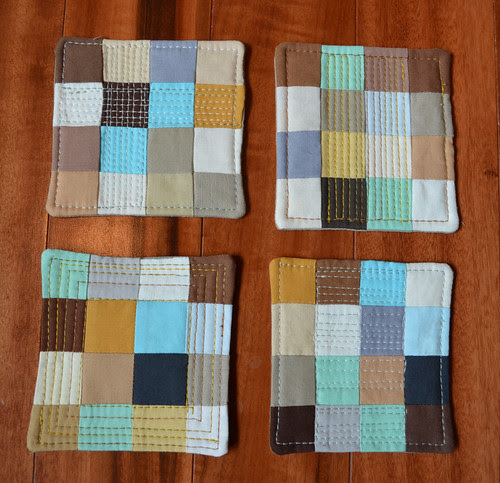 Coasters for Agnieszka