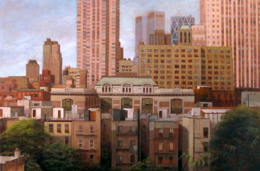 Hell39;s Kitchen  Luxury Rentals Manhattan
