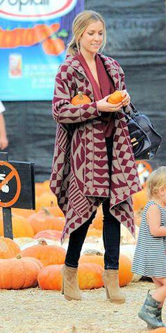 Kristin Cavallari wearing Funktional Cardigan
