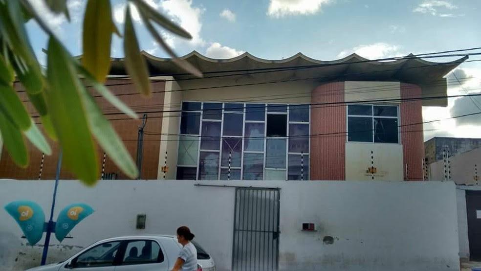 Centro de Detenção Provisória de Currais Novos  (Foto: Jaime Junior )