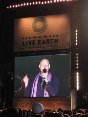 Live Earth Sydney