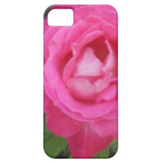 iPhone 5/5S Case With Rose Flower Theme