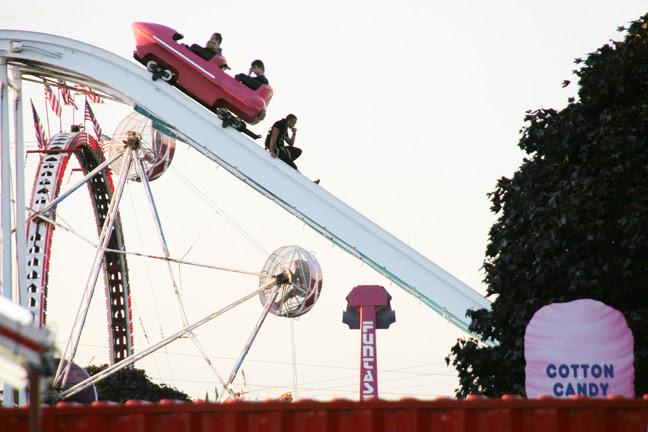 stuck coaster
