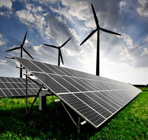 Demand for renewable resources expected to rise