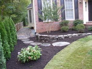 Front Yard Landscaping, Ideas, Pictures - Chester, Berks and ...